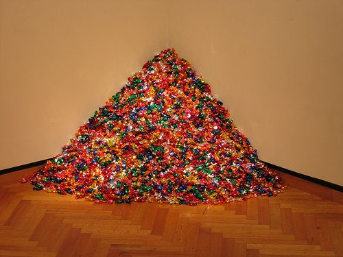Felix Gonzalez Torres Candy Art And Art History