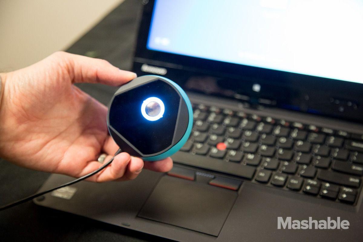 Forget Fingerprints: EyeLock Myris Brings Eye Scanning to
