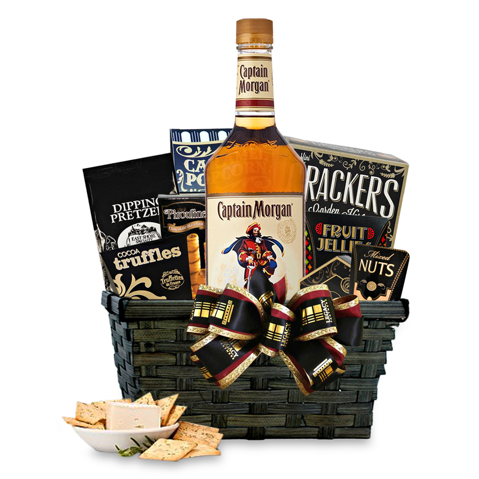 Wine, Champagne and Liquor Gift Baskets Delivered Liquor