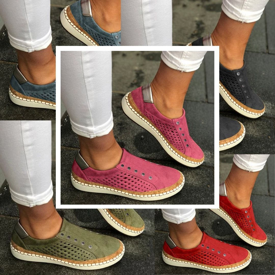 Casual Summer Non-slip Loafers  Spending your free time with friends and relatives walking around is...