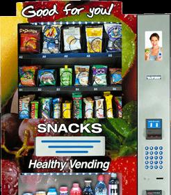 Welcome to VENDturous! Vending - Minnesota's Premier Healthy Vending Machine Business