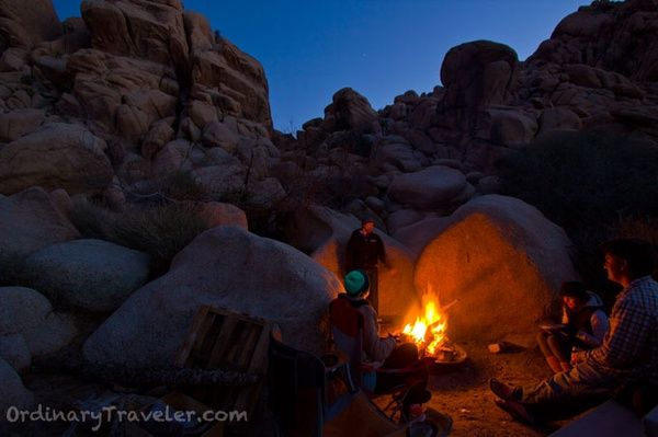 Joshua Tree Indian Cove Campground - | Camping places ...