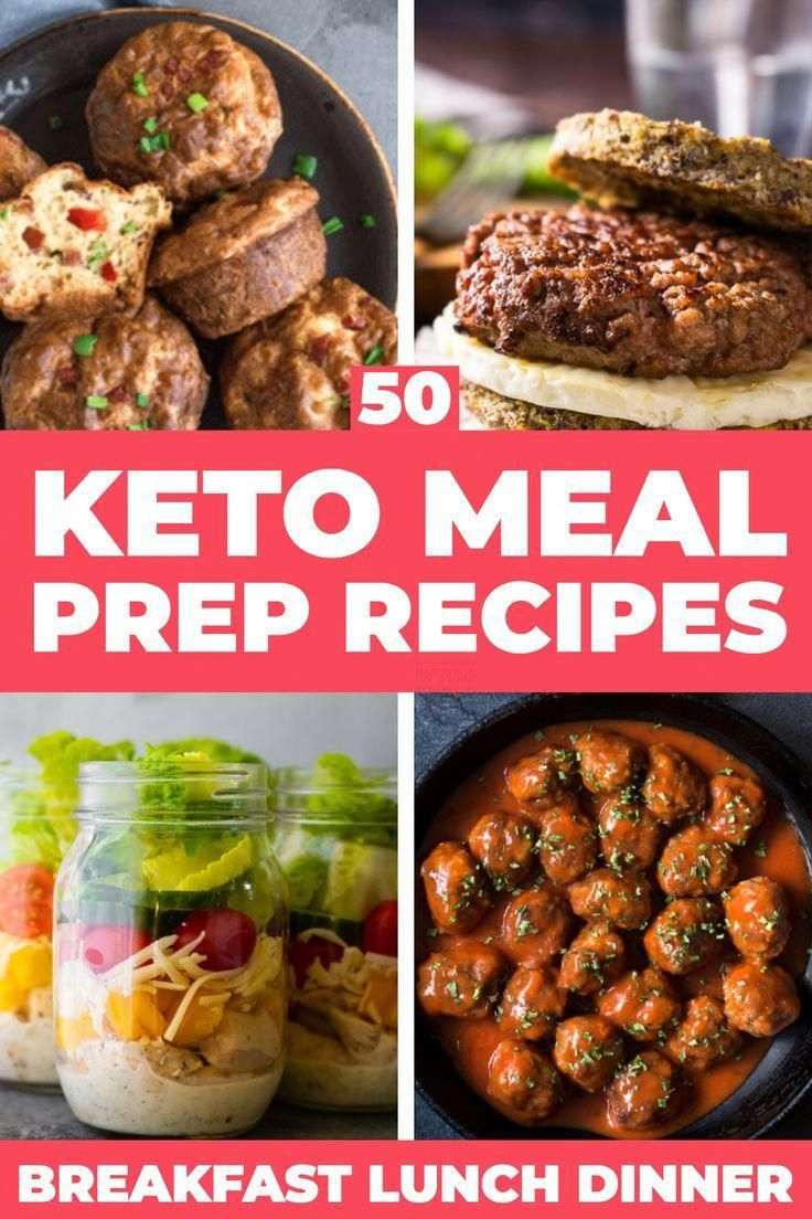 Easy Keto Recipes For Beginners #DietRecipes