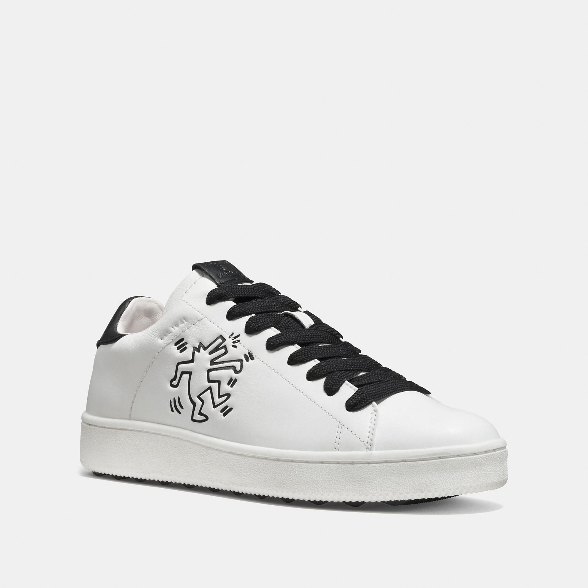 609ea70ba1 Coach x keith haring c101 low top sneaker | Products | Keith haring ...