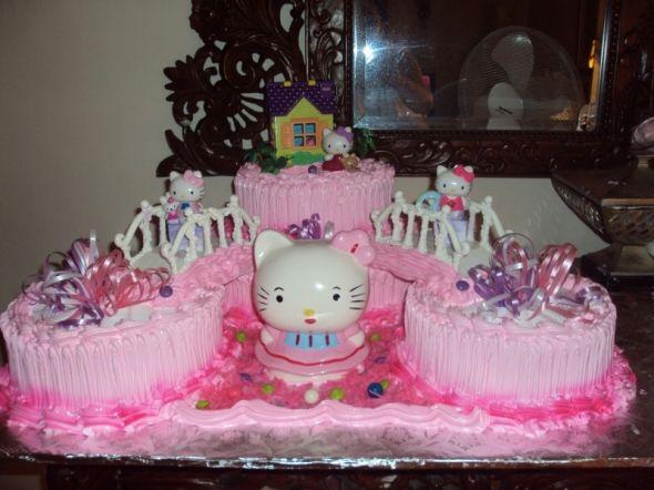 Admirable Hello Kitty Cake Ideas Happy Birthday Kris Ranger Forums Personalised Birthday Cards Paralily Jamesorg
