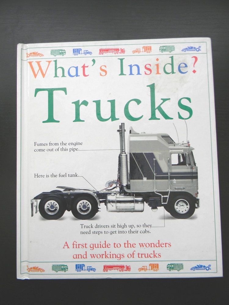 Trucks : A First Guide to the Wonders and Workings of Trucks by Dorling...