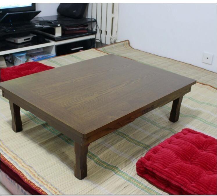 Korean Rectangletable 80 60cm Folding Legs Home Furniture Living