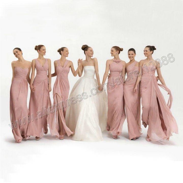 vestidos de dama de honor 2014 - Buscar con Google | Vestidos ...