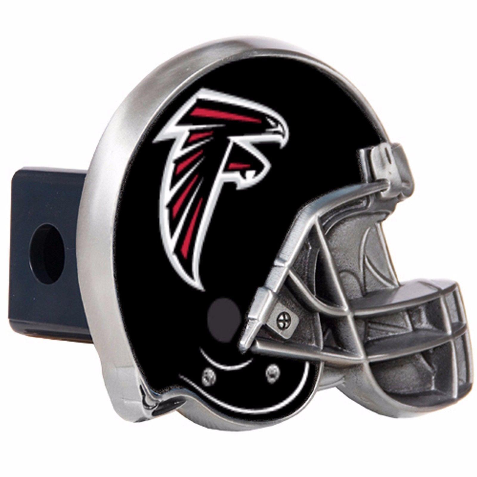 Atlanta Falcons Helmet Trailer Hitch Cover Nfl Multi Color Chicago Bears Helmet Football Helmets Atlanta Falcons Helmet