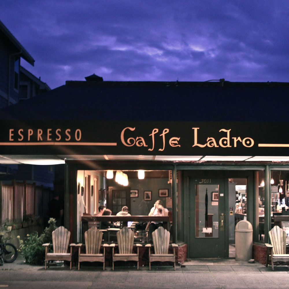 Locations Caffe Ladro Seattle Coffee Bars Bakery