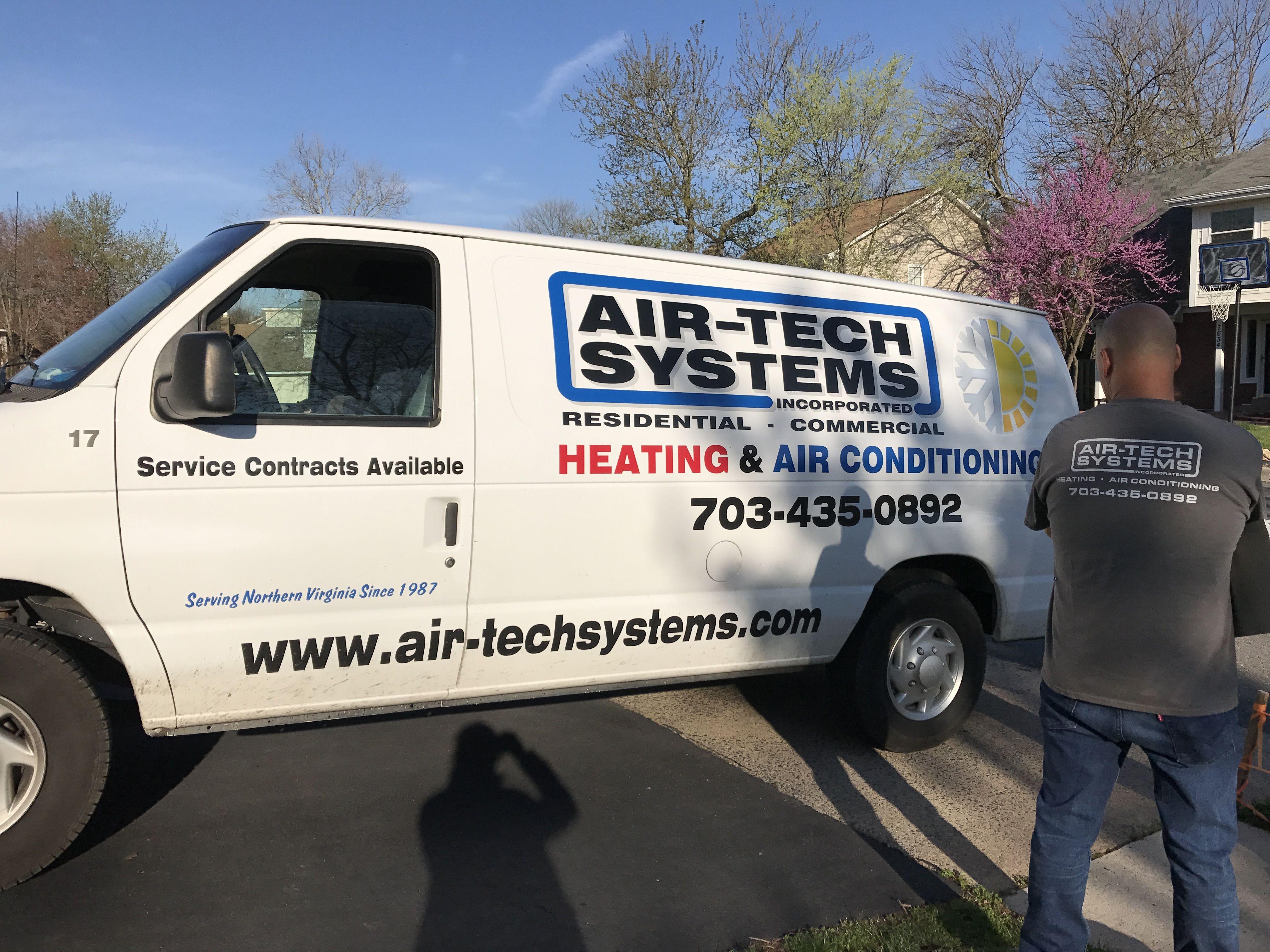 Ac Companies Near Me Air Tech Systems Inc 10930 Clara Barton Dr