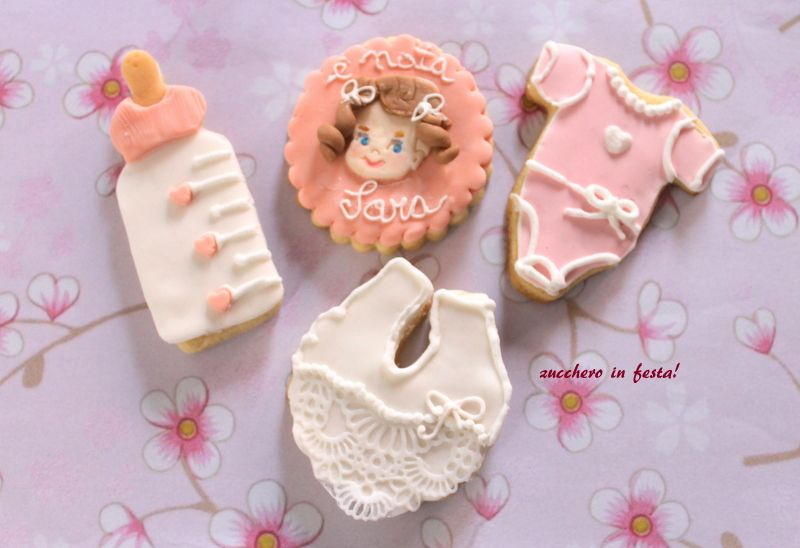 baby girl set  http://zuccheroinfesta.blogspot.com/