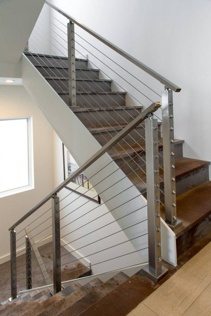 Best Metal Handrail 1 X 2 Metal Handrails Stairs Stair 400 x 300