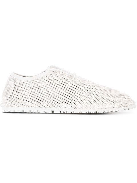 MARSèLLPerforated derby shoes bA1bLraF