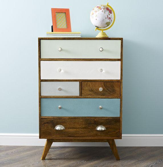 Muebles con cajones reciclados estilos decorativos - Cajones decorativos ...