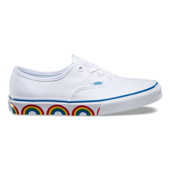 Vans Ua Authentic - Rainbow Tape Sneakers & Deportivas Mujer zslaOc8t