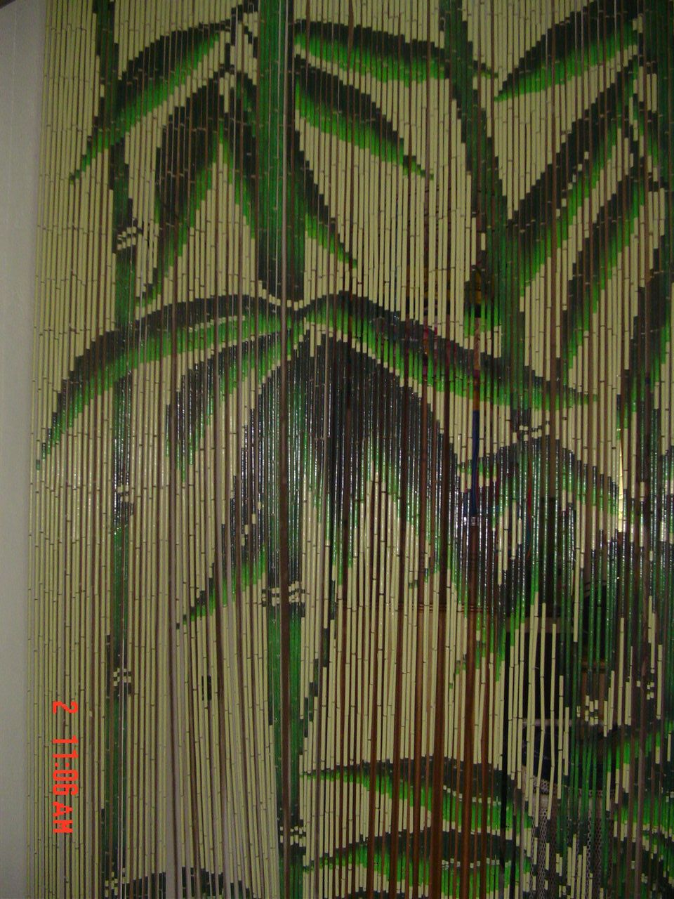 Bamboo Print Curtains Blinds Shades Curtains Curtains