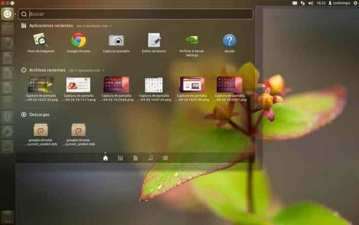 Unity en ubuntu