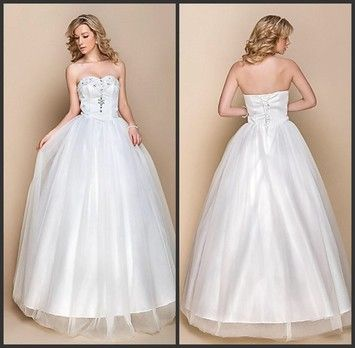 Wedding Dress. Wedding Dress on Tradesy Weddings (formerly Recycled Bride), the world's largest wedding marketplace. Price $95.00...Could You Get it For Less? Click Now to Find Out!