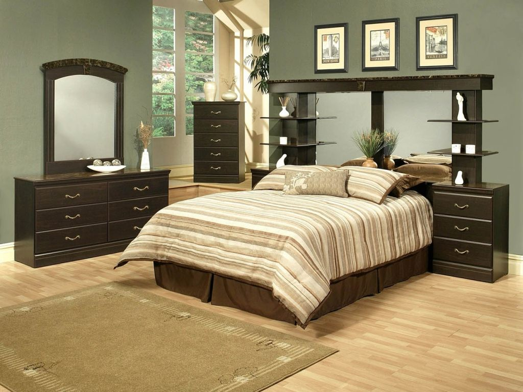 wall unit bedroom furniture sets - interior design for bedrooms