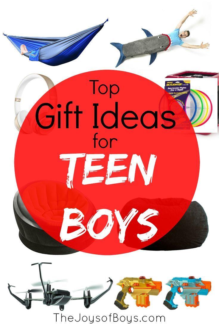 Top Gift Ideas for Teen Boys Teen boys Teen and Gift