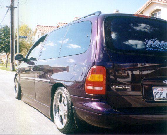 Ford Windstar Gl Autos
