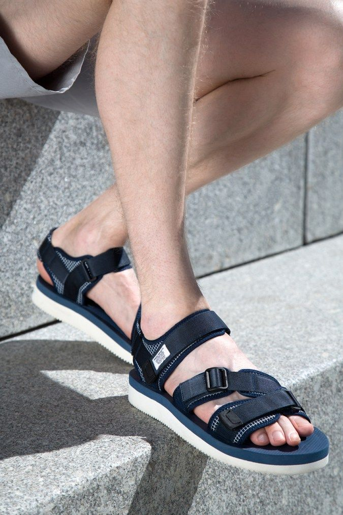 e244ceb5397b Norse Projects x SUICOKE 2015 Spring Summer Sandal Collection