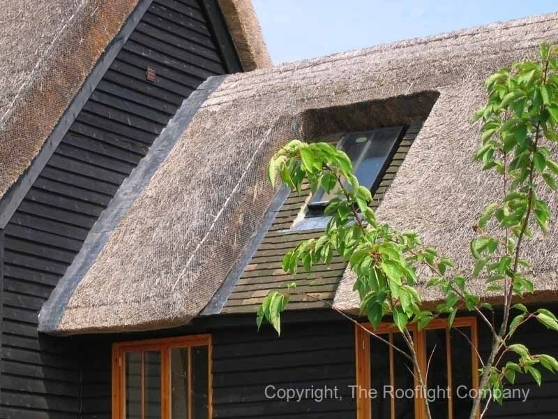 Conservation Rooflights Thatched Roof Thatched Roof Building Renovation Conservation Rooflights