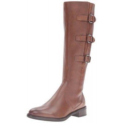 Mm Buckle Boot Women's Eu Cognac 35 Riding 25 Ecco Hobart ItARqw6R