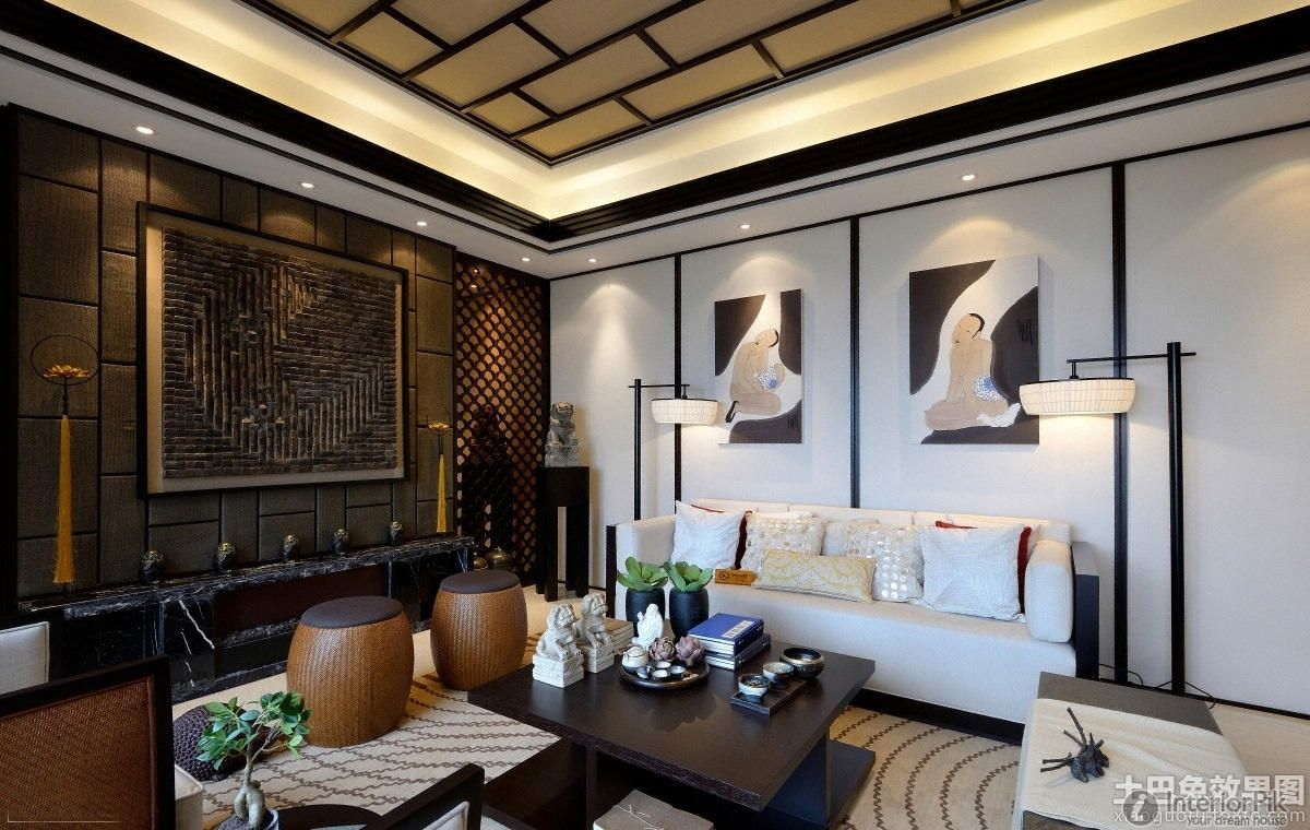 asian living room | 2014 southeast asian style living room designs