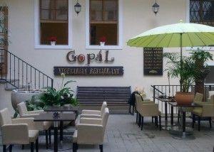 Gopal Vegetarian Restaurant Nerudova Prague Local Experts Vegetarian Restaurant Restaurant Home Decor Decals