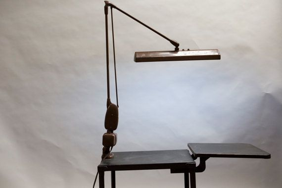 Clic Dazor 2134 Drafting Desk Lamp By Reviverlabs 99 00