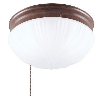 Ceiling Mount Light With Pull Chain Classy Westinghouse 2Light Ceiling Fixture Sienna Interior Flushmount Inspiration