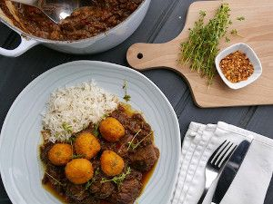 Easy Beef Pepperpot