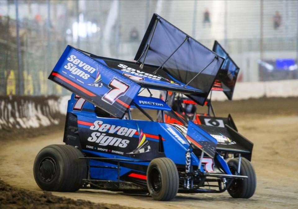 Pin by Mitchell Poole on Racing Sprint cars