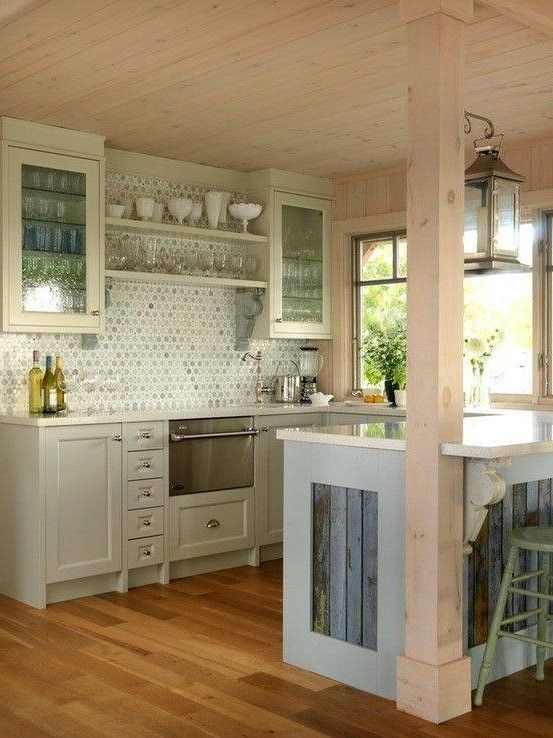 pin by thehecticeclectic on the old white house farm ideas farmhouse craftsman cottage on kitchen cabinets with glass doors on top id=68479