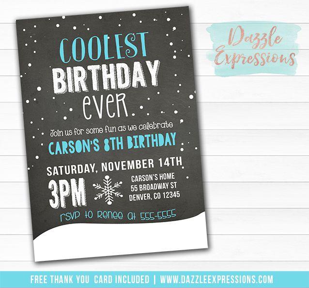 20 funny invitation cards birthday