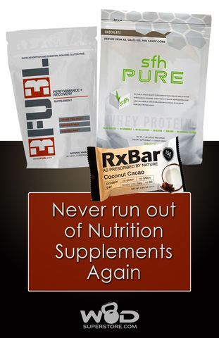 In our never ending quest to make things easy for you, we are introducing a large number of our nutrition supplements into our AutoShip program.