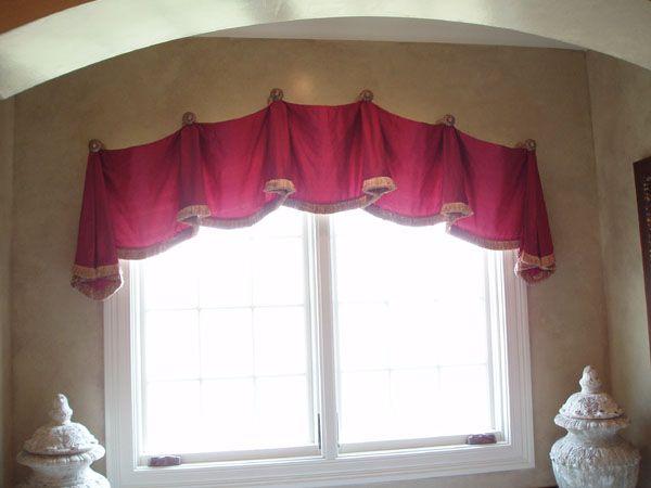 window valance ideas trim valance donu0027t use the curtains