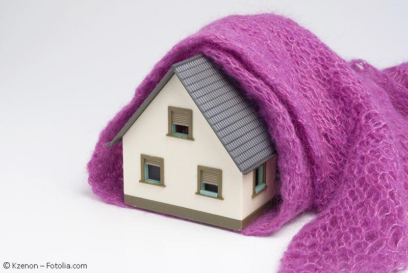 Energiesparen mit Fassadendämmung