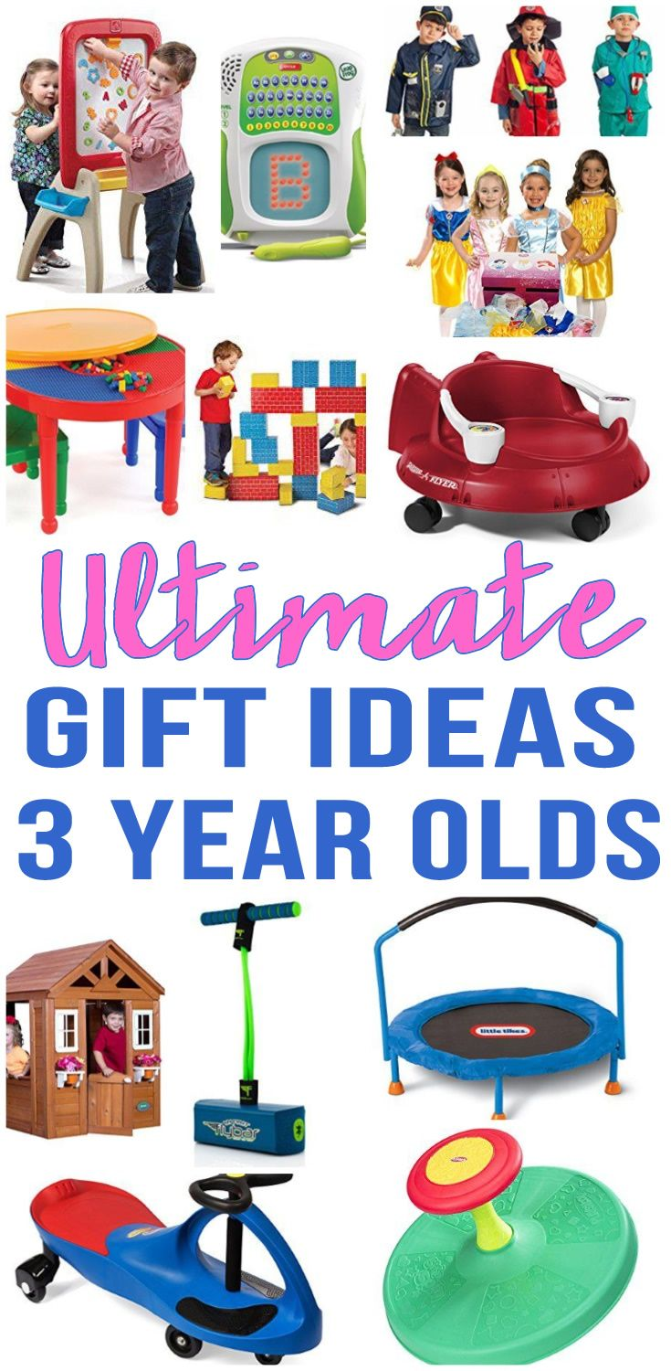 Best Gifts For 3 Year Old Toddler Christmas Gifts