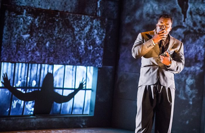 Robert Lepage's Needles and Opium review at Barbican Theatre