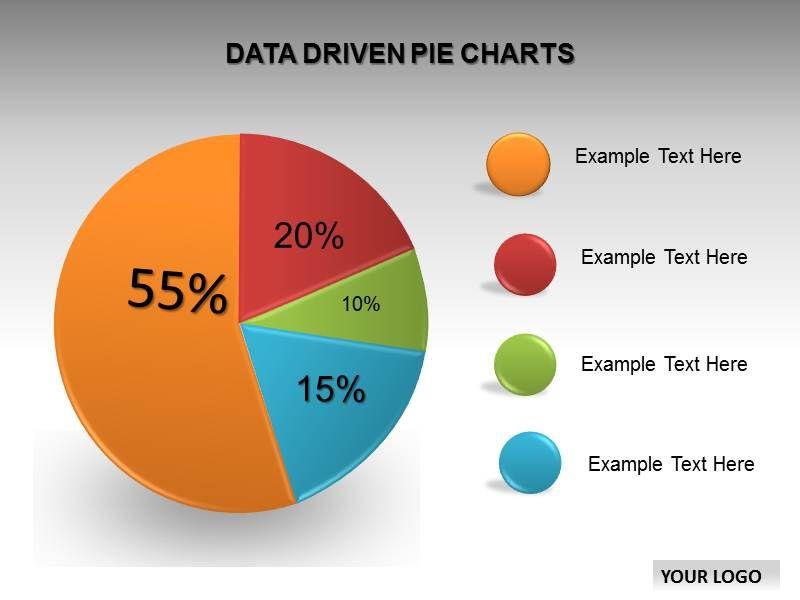 Pie Chart PowerPoint Template pie chart bundled templates - pie chart templates