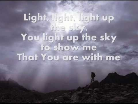 Light Up the Sky- The Afters