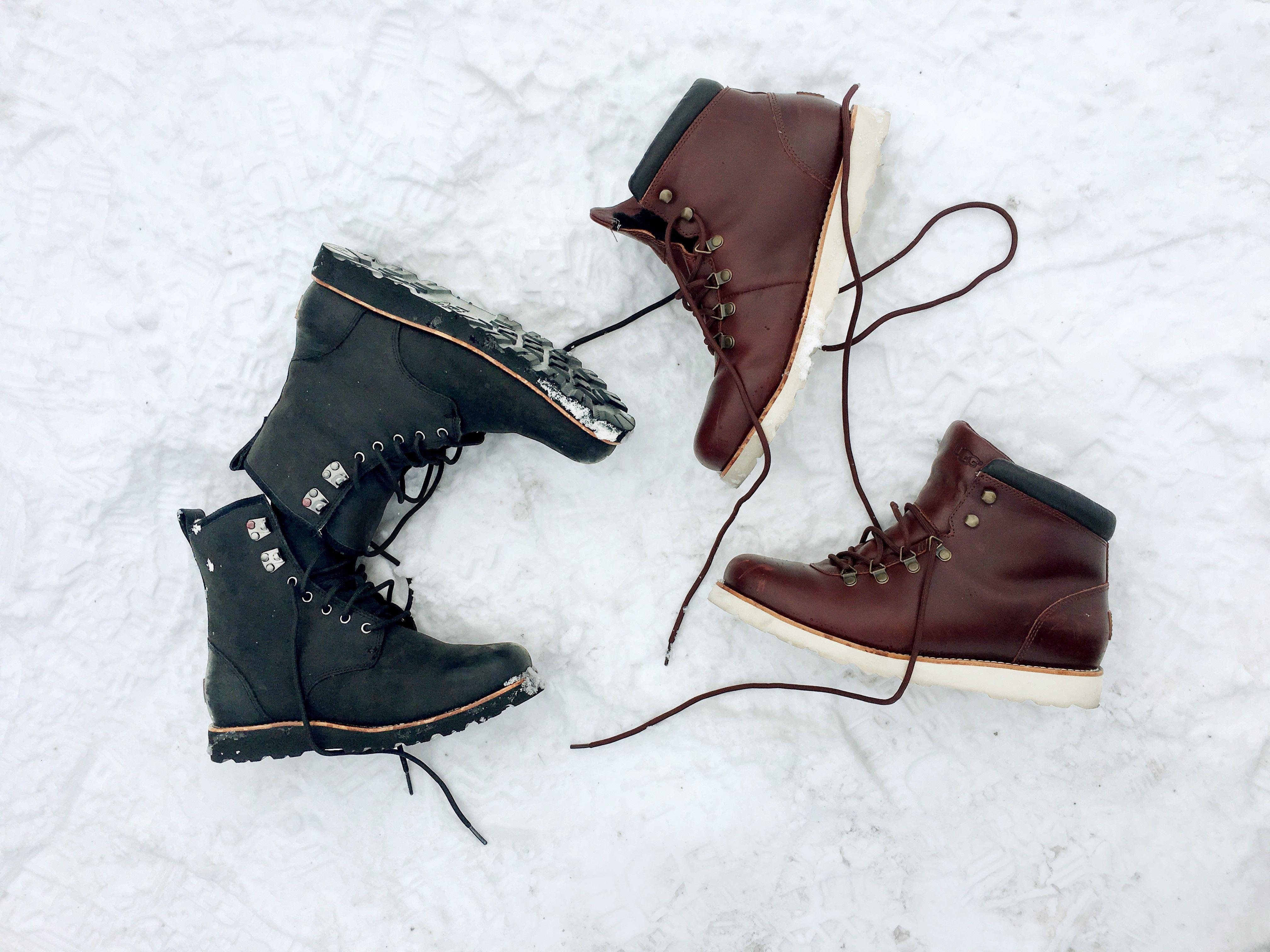 Winter boots like no other #UGGformen #UGGseason