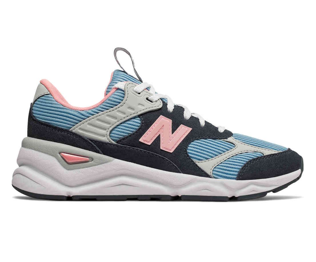 New Balance X-90 Reconstructed, Thunder with Summer Sky ...