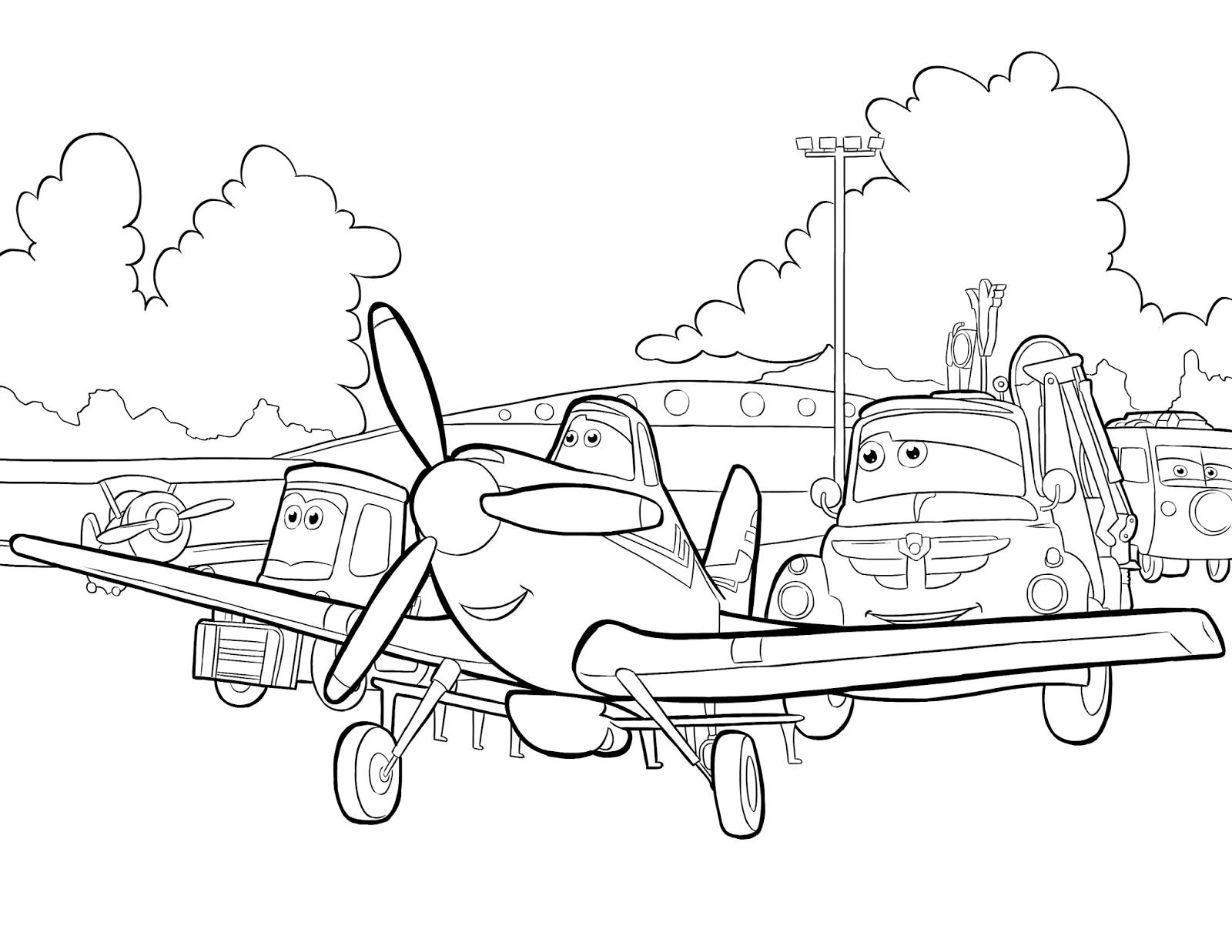 Kolorowanki Z Bajki Samoloty Do Wydruku Pokoloruj Swiat Free Coloring Pages Cartoon Coloring Pages Coloring Pages