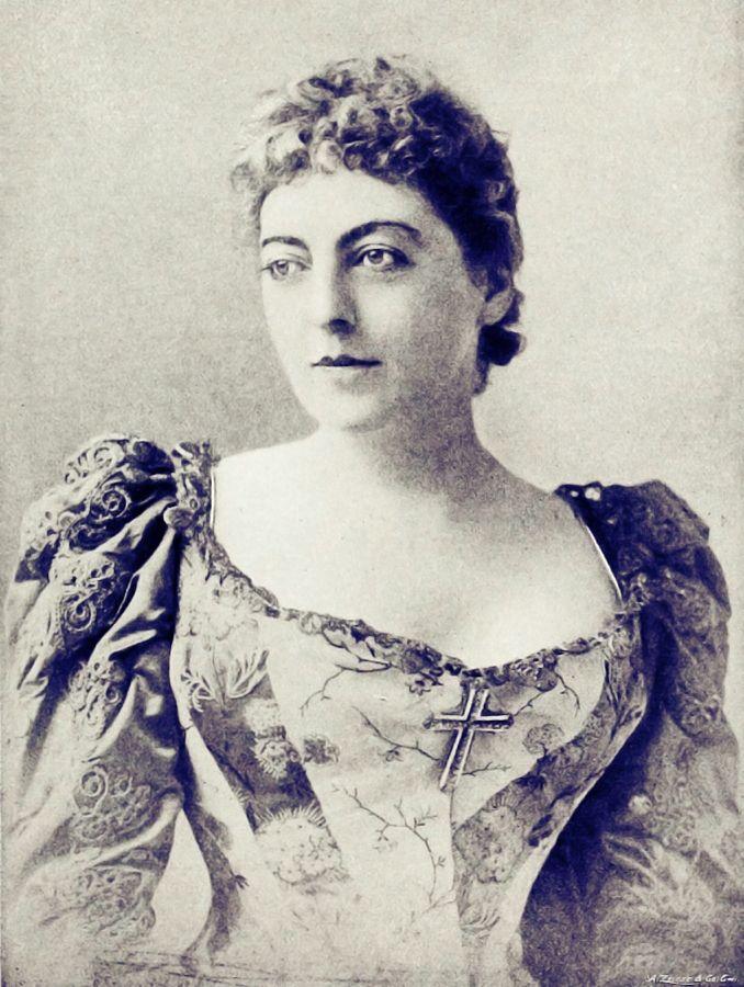 Georgiana 'Georgie' Drew Barrymore (1855-93), stage actress