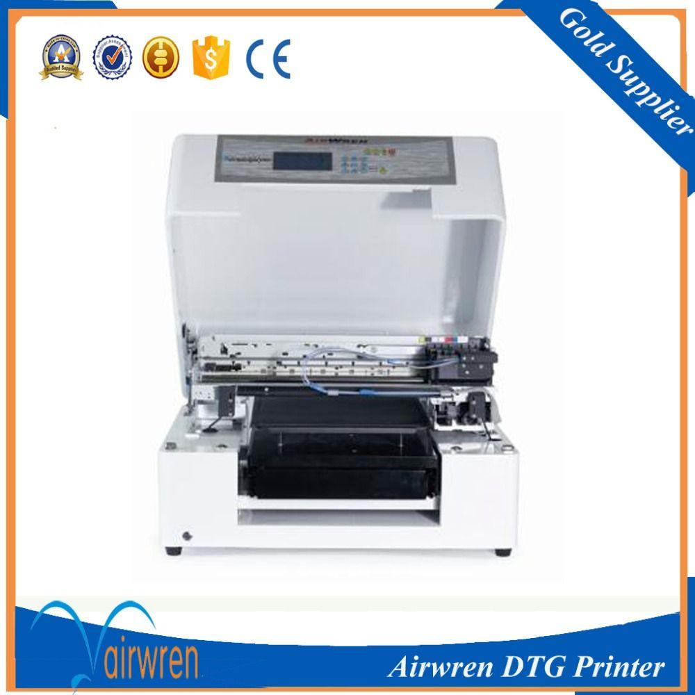 High Quality Canvas Cotton Digital Printing Machine T Shirt Flatbed Printer Affili T Shirt Printing Machine Label Printing Machine Digital Printing Machine