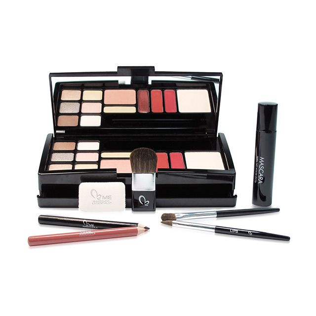 12 Piece Set Weekly Makeup Essentials Kit Makeover Essentials Cosmetic Kit Makeup Kit Essentials
